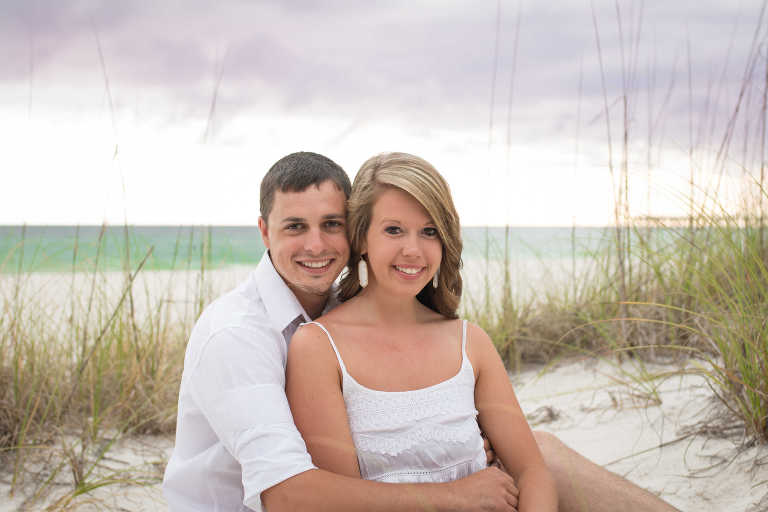Panama City Beach Florida Engagement Photographer