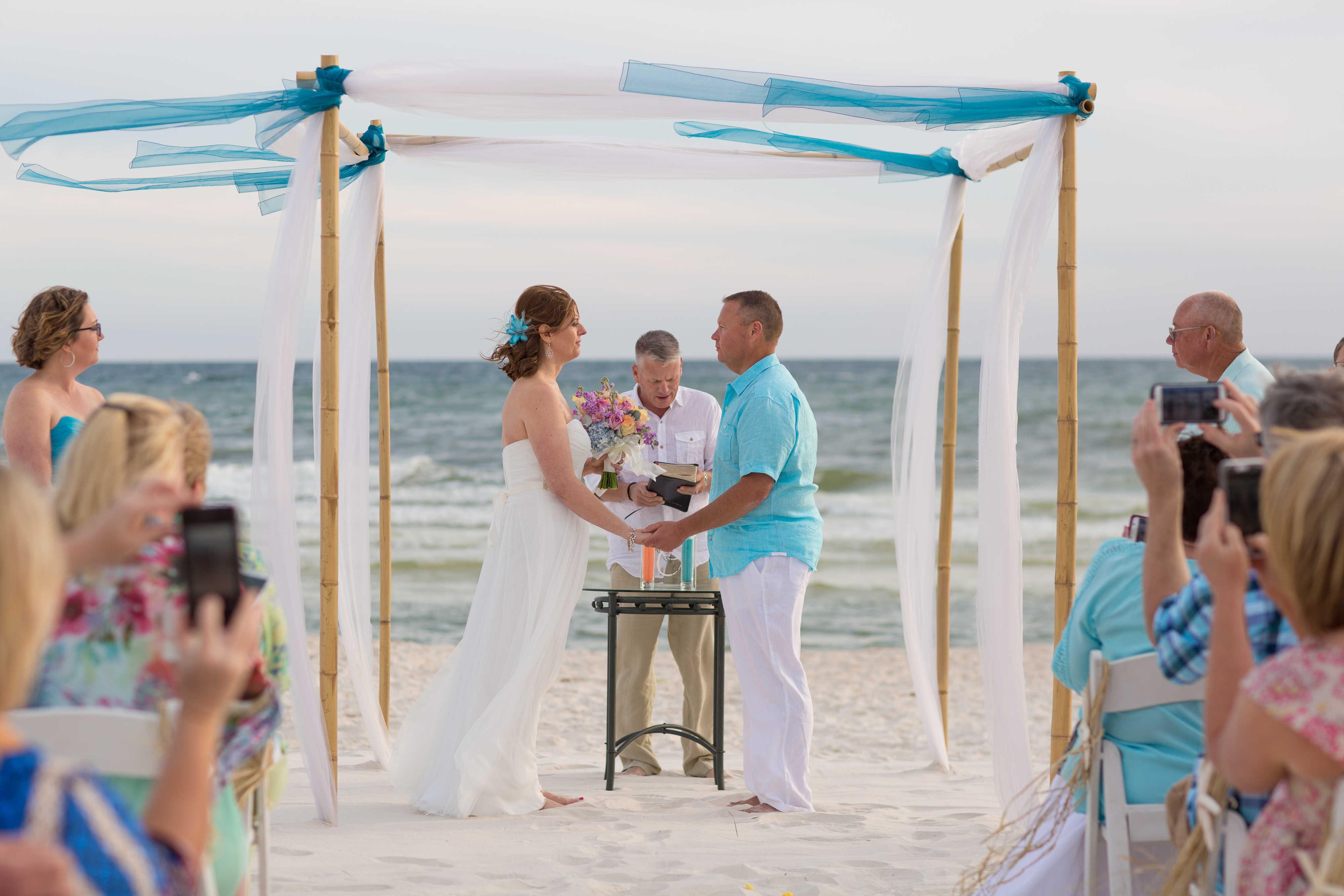 Wedding Photography Panama City Beach: Panama City Beach Wedding