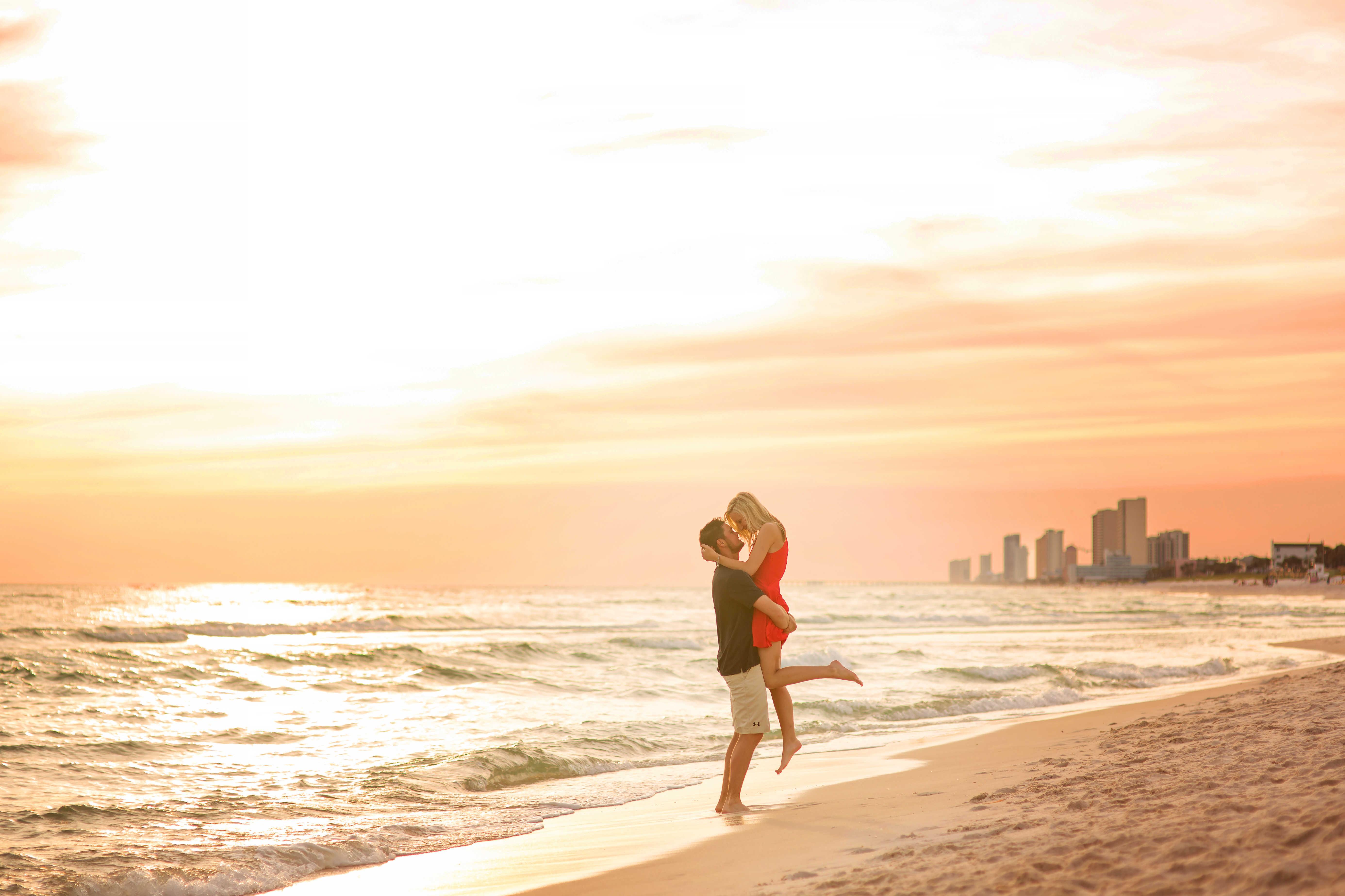 Wedding Photography Panama City Beach: Panama City Beach Engagement Photographer