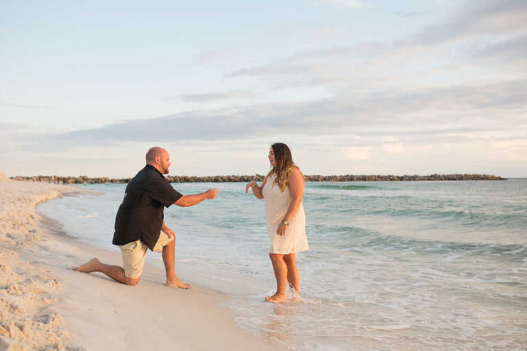St Andrews Surprise Engagement