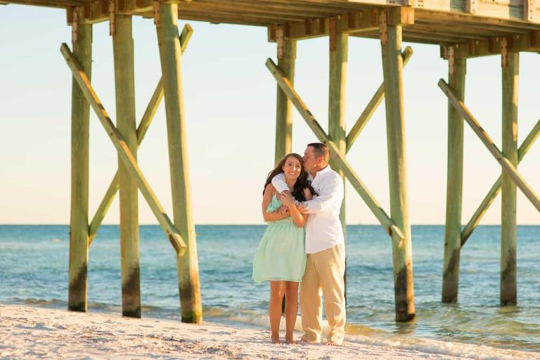 Gulf Coast Engagement Photographer